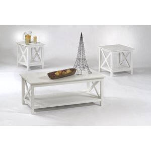 Ruthwynn 3 Piece Coffee Table Set