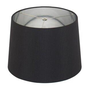 Lamp shades joss main jerome 15 linen drum lamp shade aloadofball Gallery