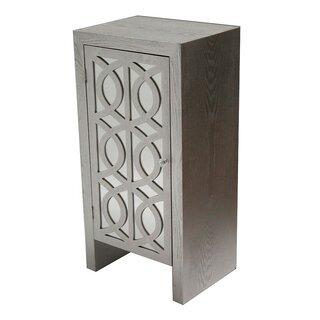 Alyshia 1 Door Accent Cabinet by House of Hampton SKU:DC479435 Details