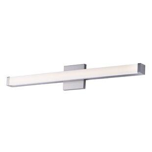 Reviews Lavenia 1-Light LED Bath Bar ByEbern Designs
