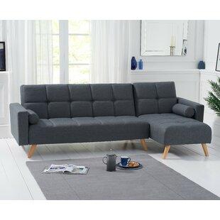 Kelsie Sleeper Corner Sofa By Isabelline