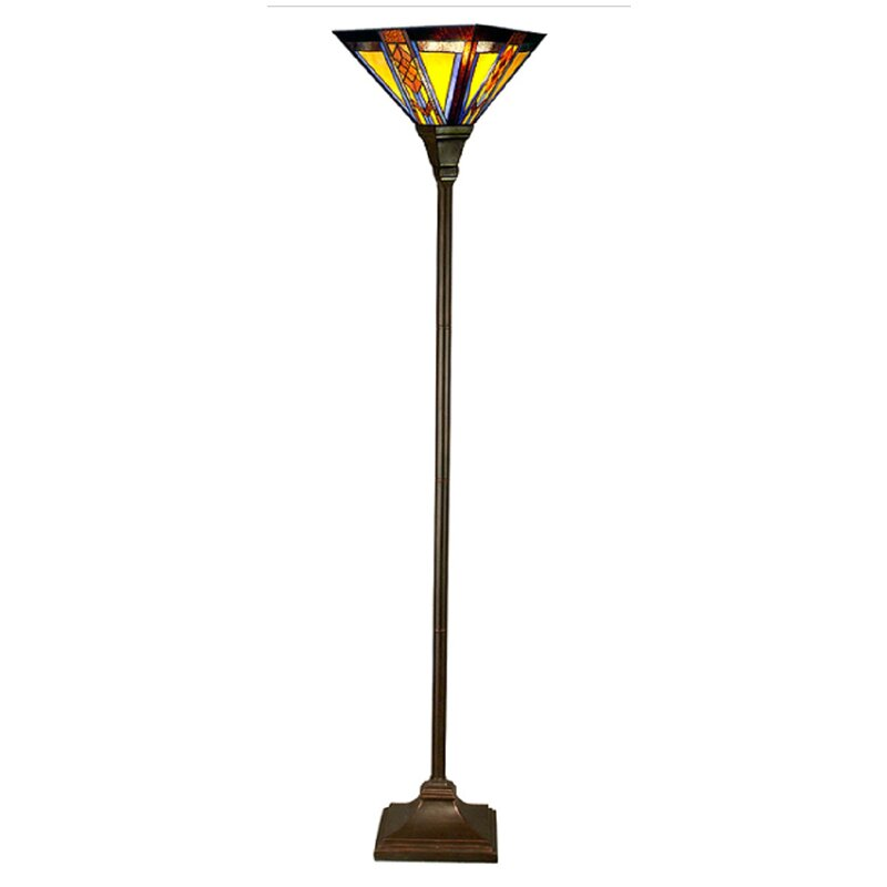 Ashprington 70 torchiere floor lamp