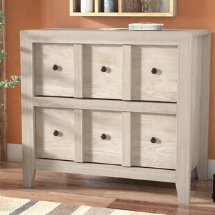 Mistana Ericka 2 Drawer Lateral Filing Ca..
