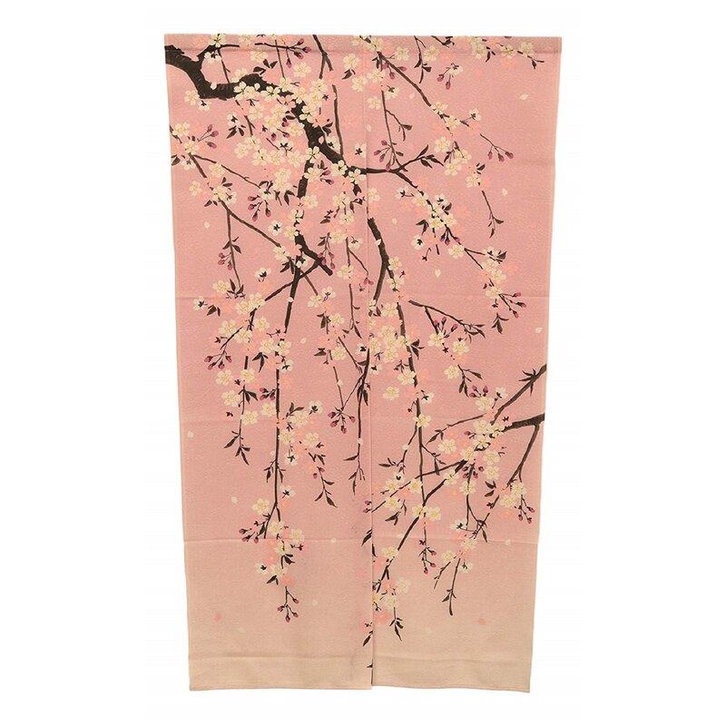 World Menagerie Cotton Uncut Noren Doorway Wall Hanging Wayfair