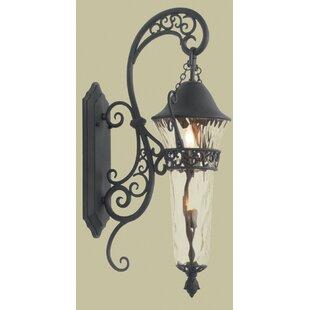 Affordable Anastasia 2-Light Outdoor Wall Lantern By Kalco
