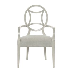 Criteria Upholstered Dining Chair (Set of 2) Bernhardt
