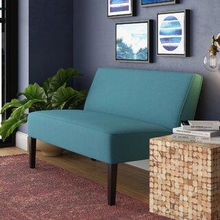 Allen Park Fabric Loveseat by Beachcrest Home SKU:CC876596 Shop