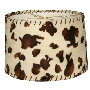 Online Reviews 16 Linen Drum Lamp Shade By Millwood Pines