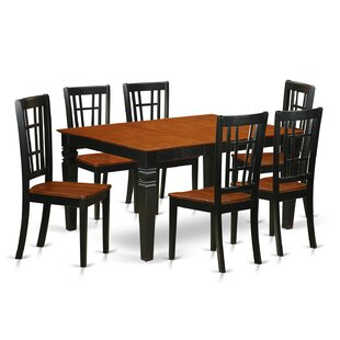 Bellar 7 Piece Dining Set