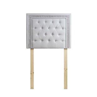 Ikin Twin Upholstered Panel Headboard