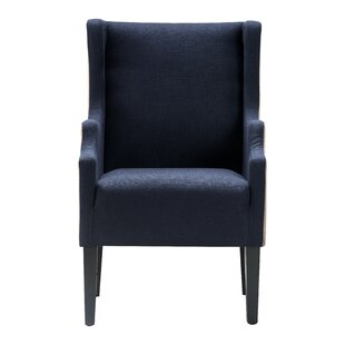 Barton Wingback Chair by Tommy Hilfiger