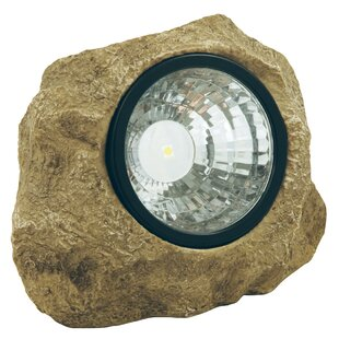 Moonrays 1 Light LED Rock Spot Lights