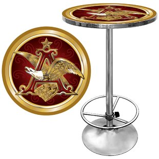 Budweiser Pub Table II by Trademark Global Great Reviews