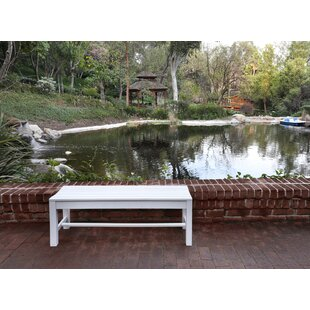 Outdoor Plastic Picnic Bench by Shine Company Inc. Today Sale Only