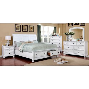 Hoch Panel Configurable Bedroom Set by Alcott Hill
