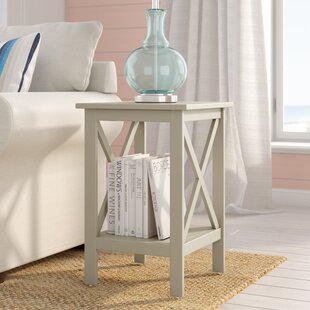 Mikole End Table by Highland Dunes