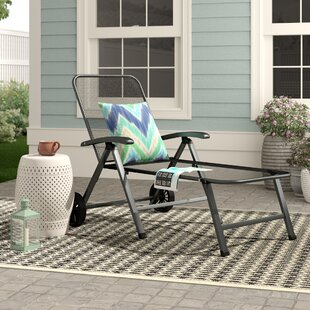 Ralo Sun Lounger By Sol 72 Outdoor