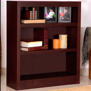 Sacks Single Wide Standard Bookcase by Winston Porter Herry Up
