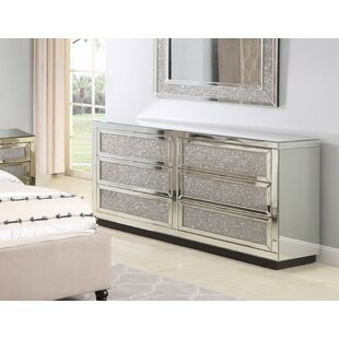 Tennessee 6 Drawer Dresser..