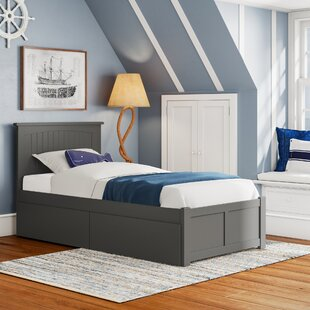 Bolin Platform Bed with Drawers