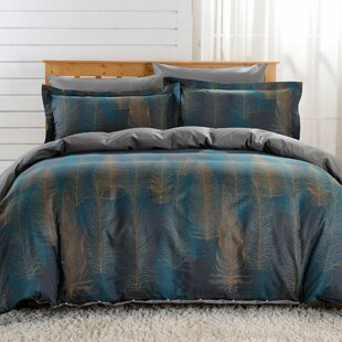 Dolce Mela 6 Piece Queen Duvet Cover Set