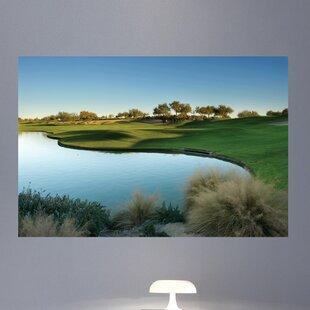 Golf Course Wall Murals Wayfair