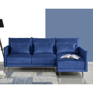 Wrought Studio Thile Sectional
