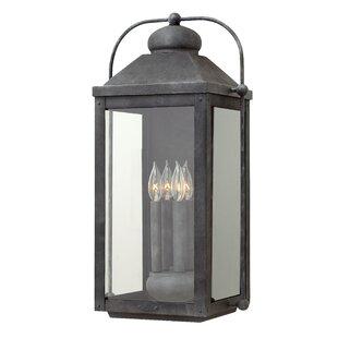 Hinkley Lighting Anchorage 4-Light Outdoor Wall Lantern