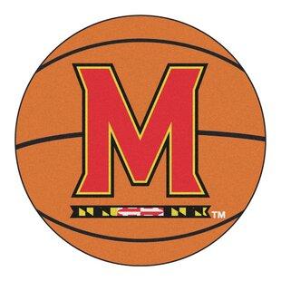 NCAA University of Maryland Basketball Mat By FANMATS