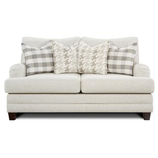 Shop Gassville Loveseat by Darby Home Co