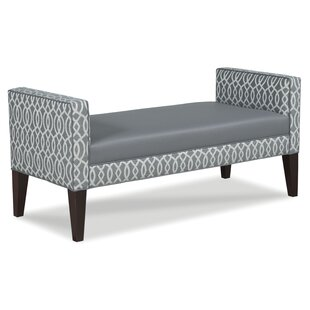Bradshaw Upholstered Bench by Fairfield Chair Comparison