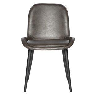 Malmesbury Upholstered Dining Chair (Set of 2) Wrought Studio