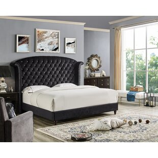 Best Reviews Abigale Upholstered Platform Bed by Rosdorf Park Reviews (2019) & Buyer's Guide