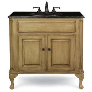 Custom 37 Estate Vanity Base by Cole + Company