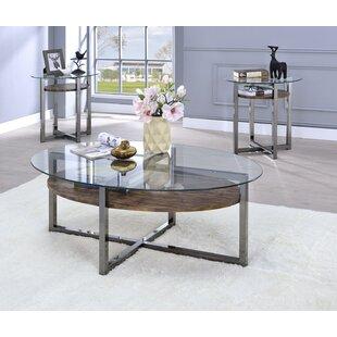 Melora 2 Piece Coffee Table Set By Latitude Run
