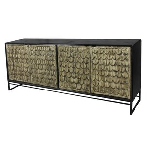 Lolley 4 Door Sideboard Brayden Studio
