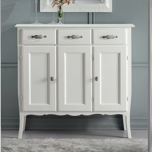 Conerly 3 Door 3 Drawer Highboard By Fleur De Lis Living