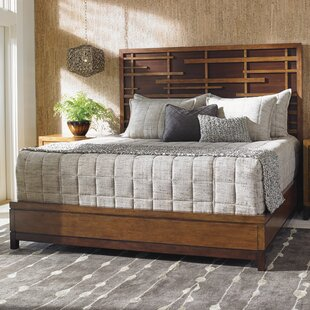 Tommy Bahama Home Island Fusion Panel Bed