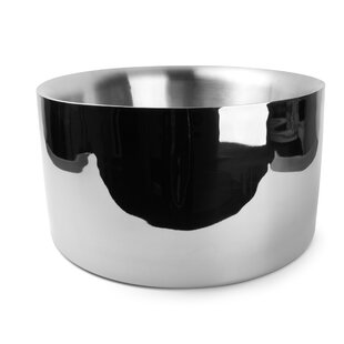 Round Double Wall Champagne Bucket By Symple Stuff