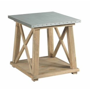 Poppy Truss End Table
