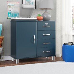 Malibu 1 Door Storage Cabinet By Tenzo