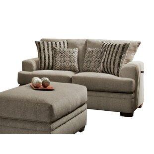 Brady Furniture Industries Main Loveseat