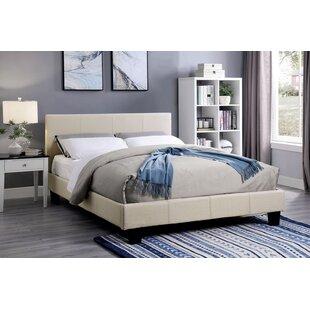 Nitya Upholstered Platform Bed by Latitude Run #2
