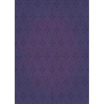Brayden Studio Stephenie Lined Chevrons Purple Area Rug Wayfair