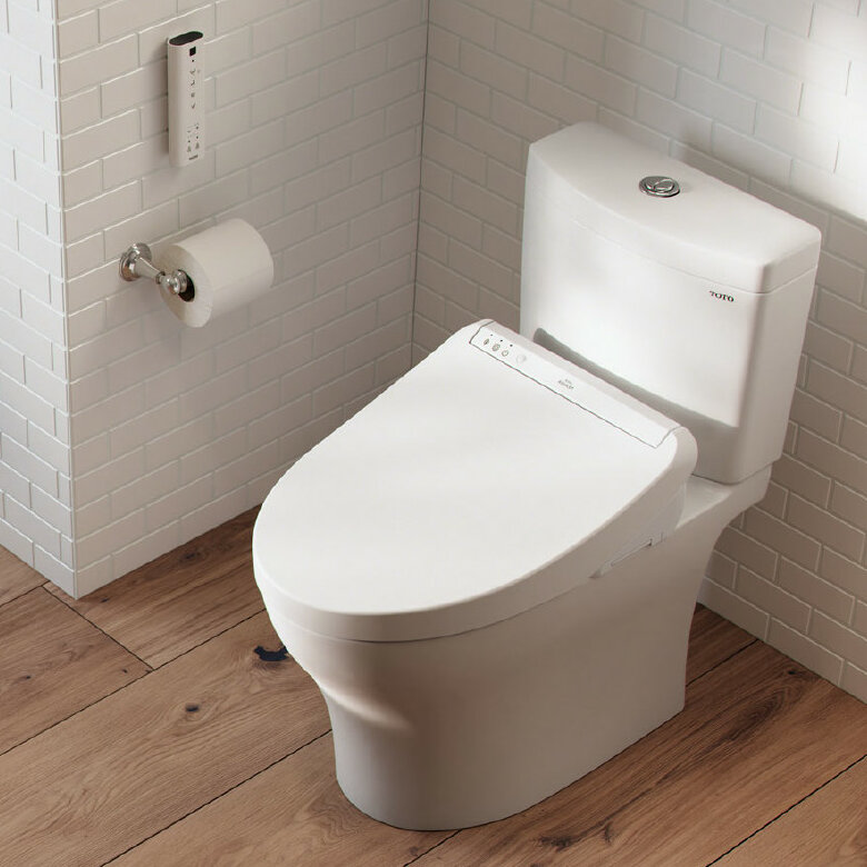 Toto Washlet K300 Toilet Seat Bidet Wayfair