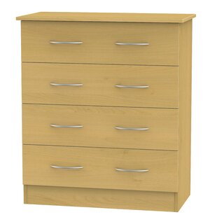 Tabatha 4 Drawer Chest By 17 Stories