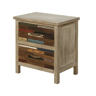 Joana End Table with Storage by Breakwater Bay
