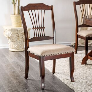 Kermit Upholstered Dining Chair (Set of 2..