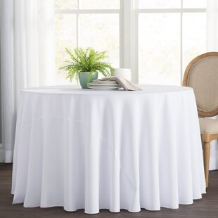 Round Table With Tablecloth.Table Linens Table Cloths You Ll Love In 2019 Wayfair