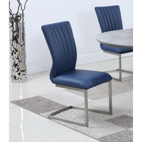 Orren Ellis Aike Upholstered Dining Chair Wayfair